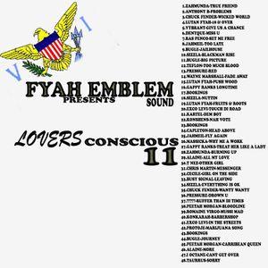 FYAH EMBLEM-LOVERS CONSCIOUS 11