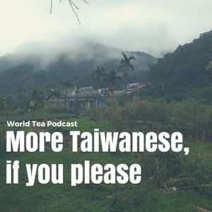 More Taiwanese If You Please