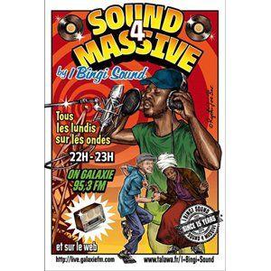 Sound 4 Massive feat. Heart of Negus & Samcemar - 11/07/16