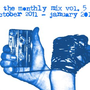Monthly Mix #16 - October 2011