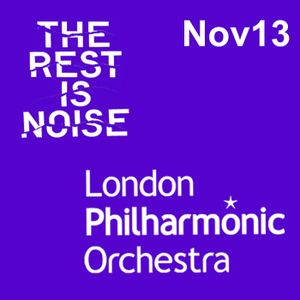 Poulenc and Anderson: The Rest Is Noise: November 2013