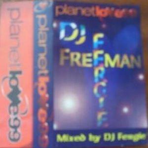 Fergie Freeman - Planet Love '99 - Side A