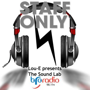 The Sound Lab Guest Mix for Bro Radio April 2014
