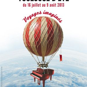 Festival Toulouse d'Été 2013 - La Radio Buissonnière du 17 juillet 2013