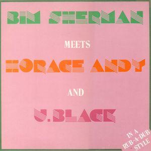 Bim Sherman / Horace Andy / U Black In A Rub-A-Dub Style (Vinyl Rip)