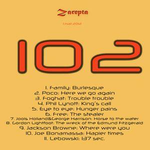 Zarepta No 102 Classic Rock