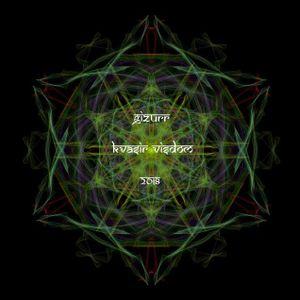Gizurr - Kvasir Visdom (Dark & Forest Psytrance podcast to Space Boogie) 2018
