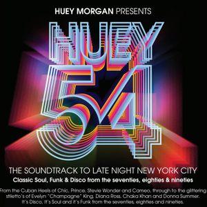Huey 54 December 2019 mix