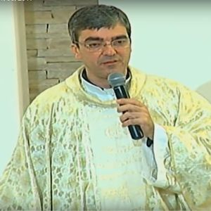 Homilia Pe. Alberto - Solenidade da Santíssima Trindade - 11-06-2017