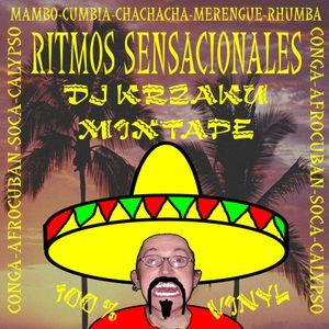 RITMOS SENSACIONALES - DJ KRZAKU LIVETAPE - LIPIEC 2004