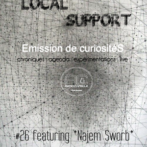 Local Support #26 *Najem Sworb*