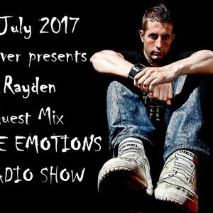 RAVE EMOTIONS RADIO SHOW (13RaVeR) - 19.07.2017. Rayden Guest Mix @ RAVE EMOTIONS