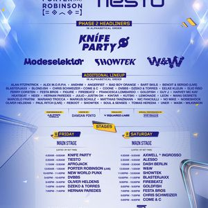 Tiesto - live at Ultra Music Festival 2015, Argentina (Mainstage) - 20-Feb-2015