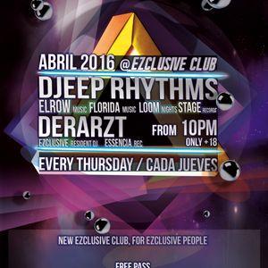 Derarzt @ Ezclusive Presents Meet Djeep Rhythms