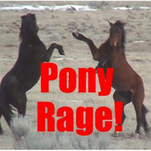 Pony Rage - 01 - Disposable Knowledge, Condom Pockets, and Kevin Bacon