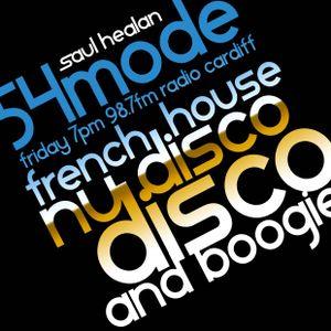 54 Mode Radio Show, Friday 7th July
