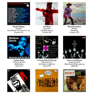 Revolutionary Jazz! (February 2012 list)