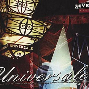Universale - The Compilation - Compilated by T. Fagioli, L.Conti & S. Sassoli - Mixed by S.Sassoli