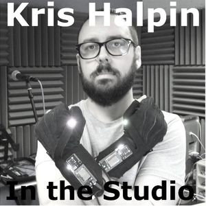 In The Studio with Robin Valk: Kris Halpin (11/01/2016)