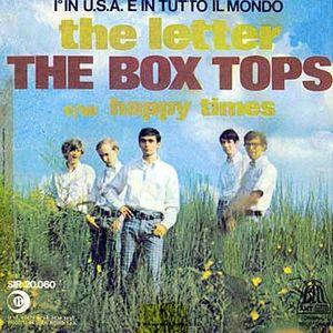 The Box Tops/Tribute To Alex Chilton-Part 1