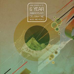 Van Graph KFÉ, 6 Year Anniversary
