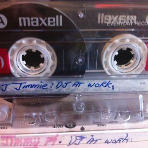 DJ Jimmy M - DJ At Work