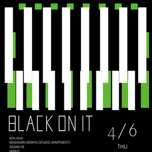 4.6 BLACK ON IT MARVY OPENNING SET@BPM MUSIC BAR