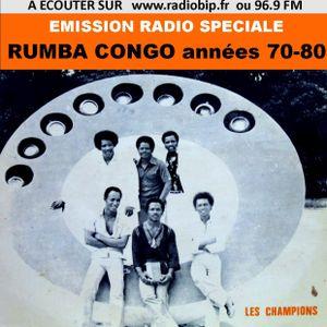 #80 - Emission Spéciale - Rumba Congo 70's & 80's (KONGO)