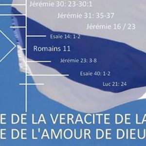 Israël - Preuve de la véracité de la Parole de Dieu, de l'existance de Dieu et de Son amour pour toi