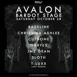 Christina Ashlee - Live from Avalon Hollywood (2017-10-28)