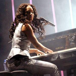 Alicia Keys 2003-09-11 NPR Studio On Piano Jazz
