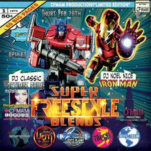 Super Freestyle Blends Vol. 1