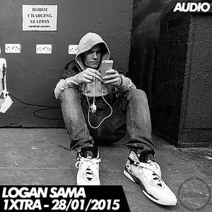 Logan Sama – Sixty Minutes Mix - BBC 1xtra – 28/01/15
