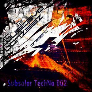 Subsolar TechNO 002 by Gustavo González (13 Aug 2012)