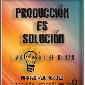 Producción es solución - 23 de agosto