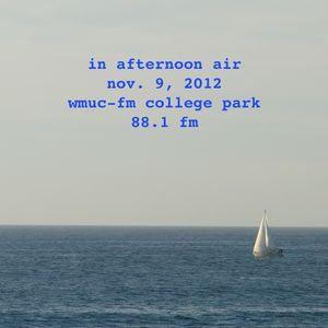Nov. 9, 2012: In Afternoon Air