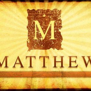 Matthew - Sermon On the Mount Part 1 (Audio)
