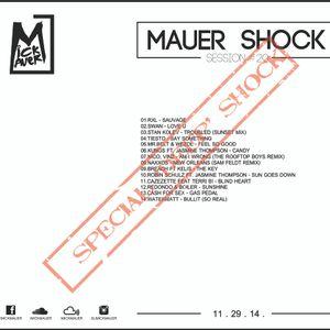 Mick Mauer - Mauer Shock Session 20 29-11-2014