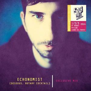 Echonomist - Beach Street Festival 2014 - Promo Mix