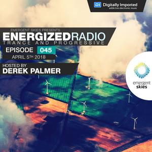 Energized Radio 045 with Derek Palmer