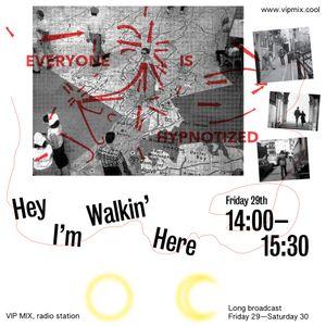 Hey, I'm Walkin' Here!, VIP MIX, 29 May 2020