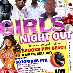 Girls Night Out Promo CD