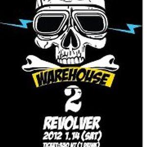 Dubstep set @ AGNST.ASIA Presents * WareHouse ll * 2012年1月14日