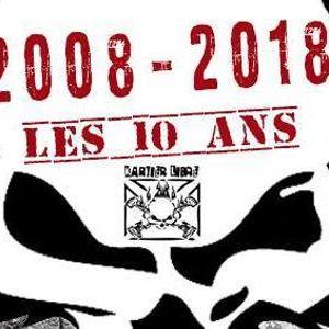 Live 10 ans de Kartier Libre - Punk Haine Roll - 13/01/2018