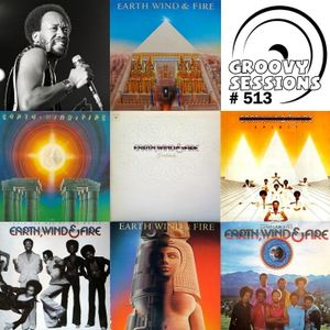 Groovy Sessions 513 2016- 02- 21 tribute to Maurice White