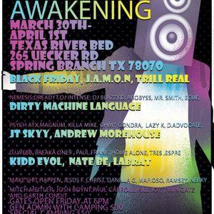 Espre - Live @ The Awakening - 5:00am (03/30/2012)