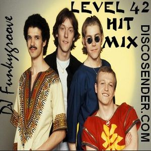 DJ Roy Funkygroove Level 42 Hitmix