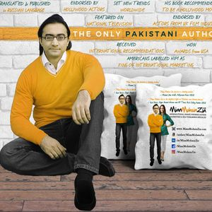 MIAN MOHSIN ZIA -- INTERNATIONAL MARKETING GENIUS AND BEST SELLING AUTHOR