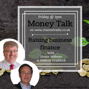 """""""Raising business finance"""" with Andrew Craddock"""