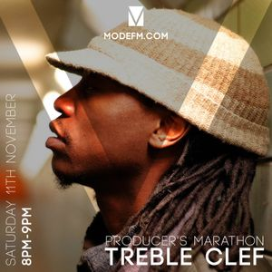 11/11/2017 - Treble Clef (Producer Marathon) - Mode FM